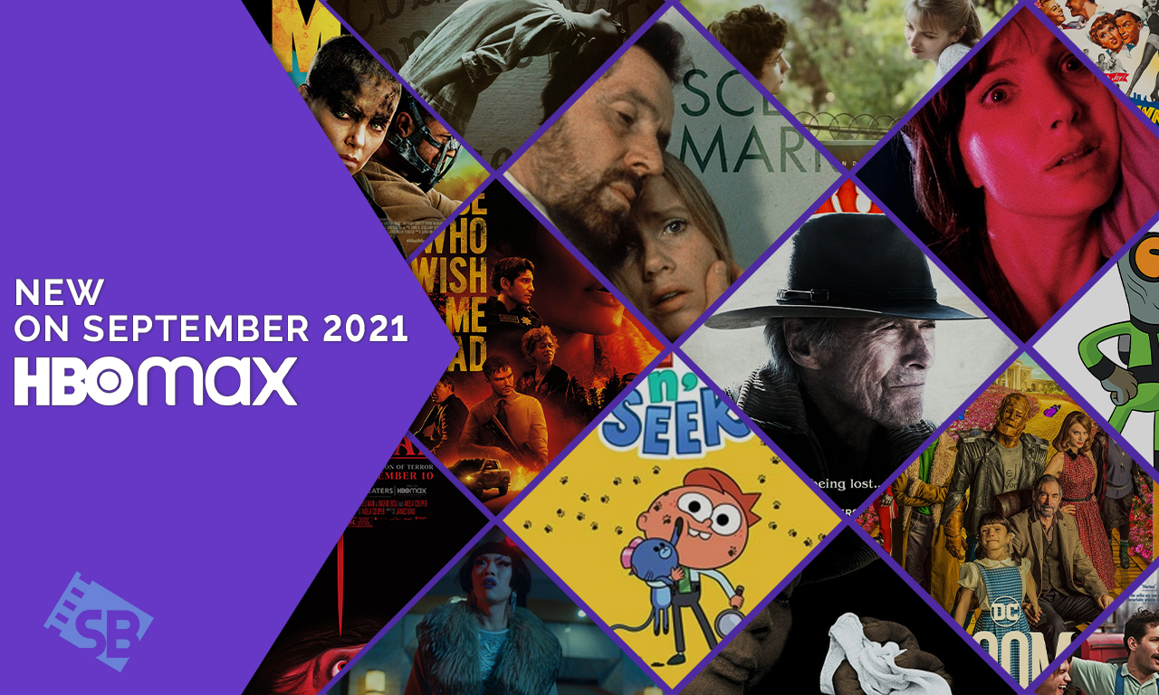 Everything New on HBO Max in Canada in September 2021