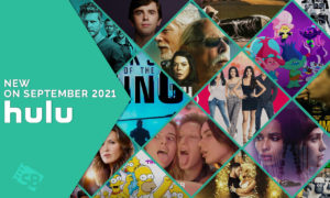Everything New on Hulu in September 2021