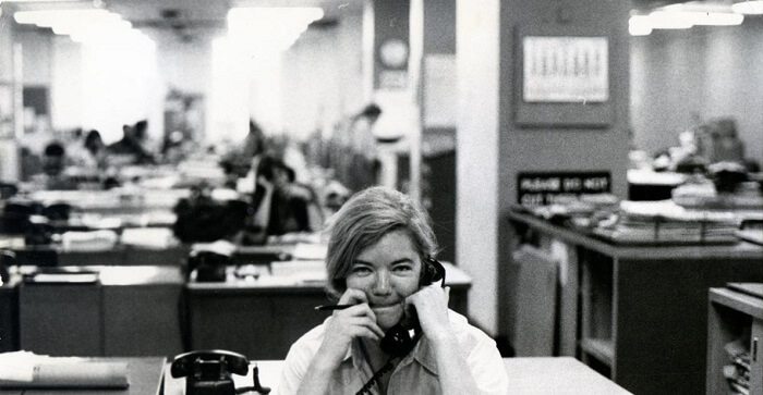 Raise Hell: The Life Times of Molly Ivins (2019)