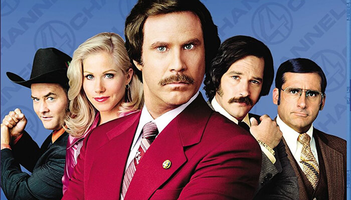 Anchorman – The Legend of Ron Burgundy (2004)