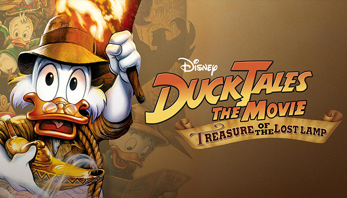 DUCKTALES THE MOVIE – TREASURE OF THE LOST LAMP (1990)