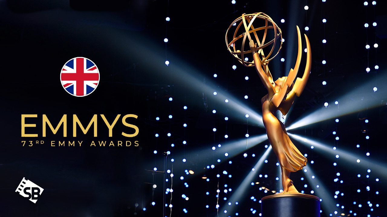 How to watch Emmys in UK 2021 Live Online [Stream Full Show]