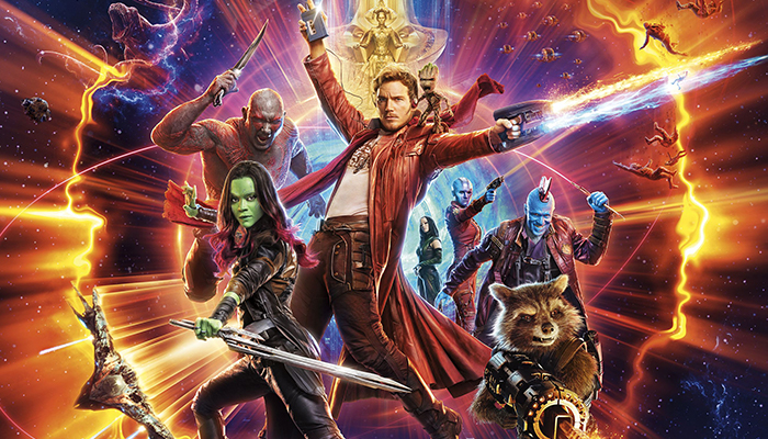 Guardians of the Galaxy 2 (2017)
