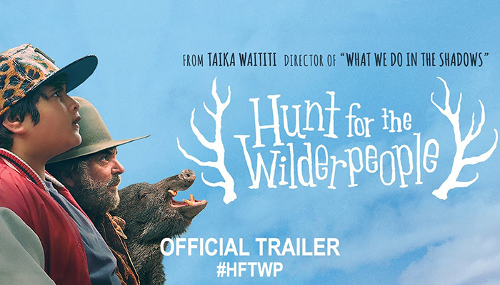 Hunt for the Wilderpeople (2017)
