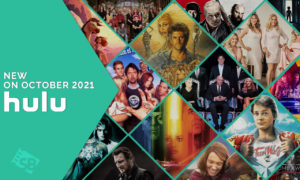Everything New on Hulu in October 2021