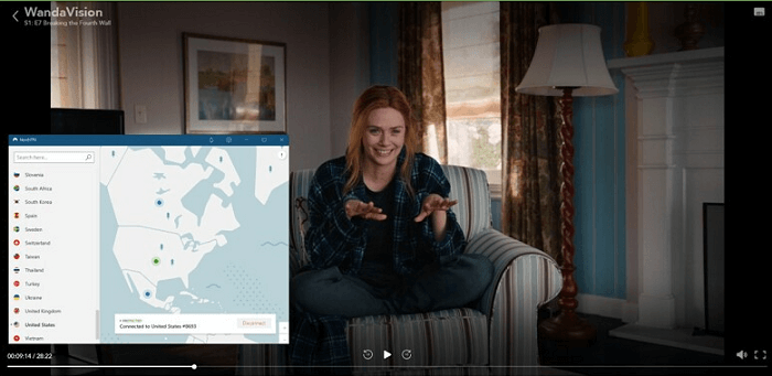 NordVPN Discovery Plus Outside US