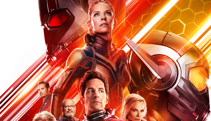The Ant-man and The Wasp (2018)