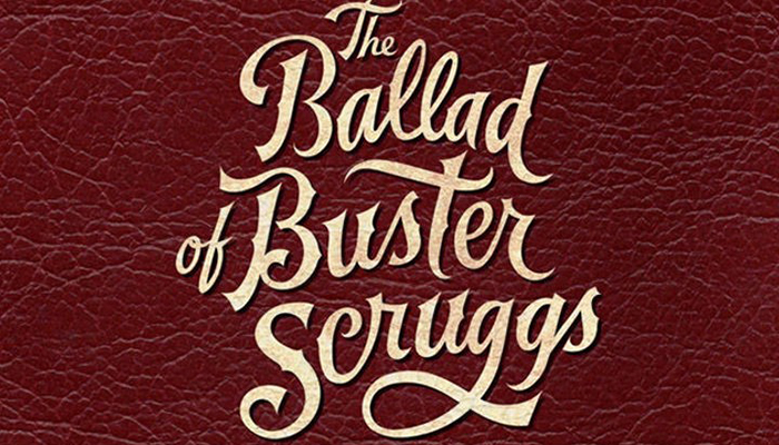 The Ballad of Buster Scruggs (2019)