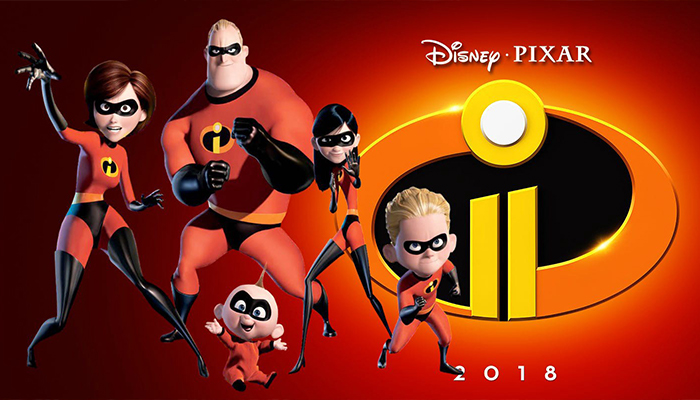 The Incredibles 2 (2018)