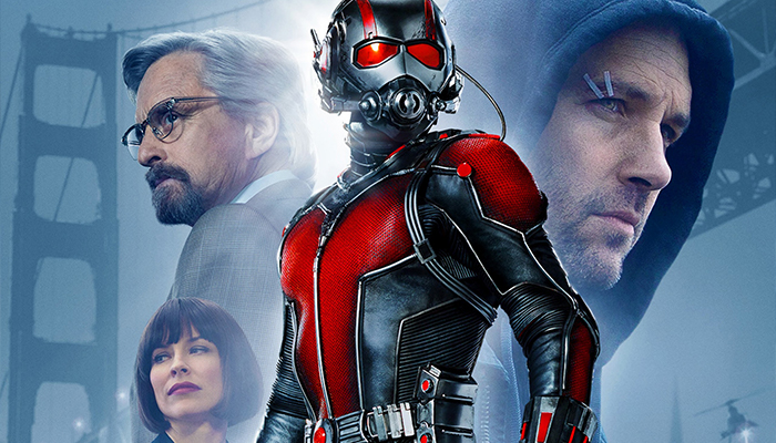 The ant-man (2015)