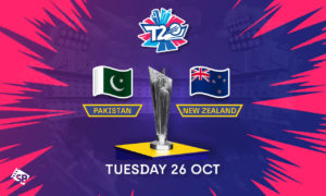 How to Watch New Zealand vs Pakistan ICC T20 World Cup Match from Anywhere