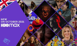 What's New on HBO Max in October 2021